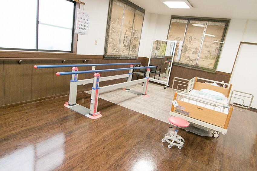 磯村医院通処理はリハビリテーション