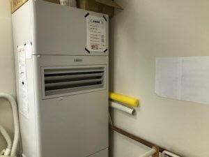 陰圧対応空気清浄機